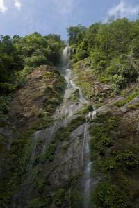 El Bejuco Waterfall, Pico Bonito National Park